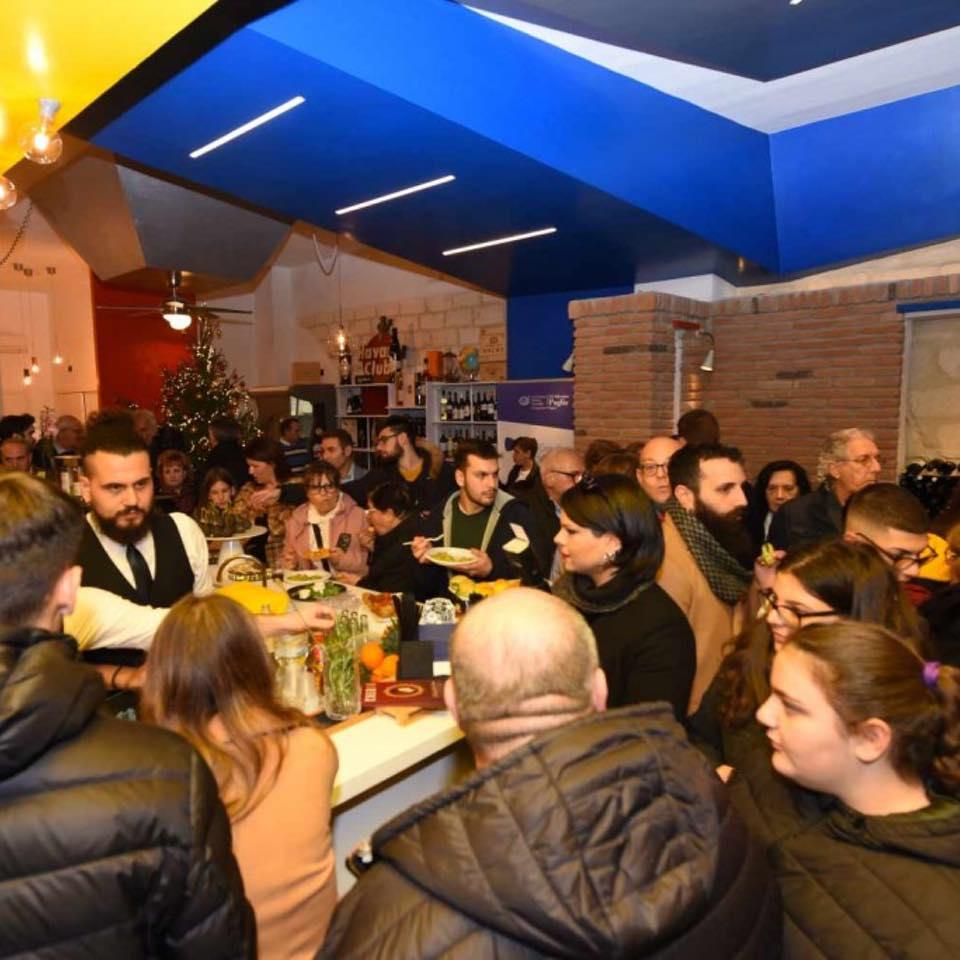 Inaugurazione 8 Dicembre 2019 – Enoteca Barrik Wine Shop